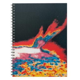 The Sun 5 Notebook