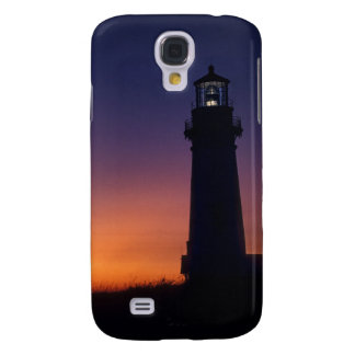 The sun ball drops down on the colorful horizon galaxy s4 case