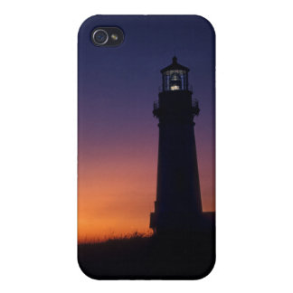The sun ball drops down on the colorful horizon iPhone 4/4S cover