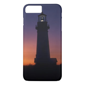 The sun ball drops down on the colorful horizon iPhone 8 plus/7 plus case