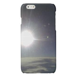 The sun from a air plain iPhone 6 plus case