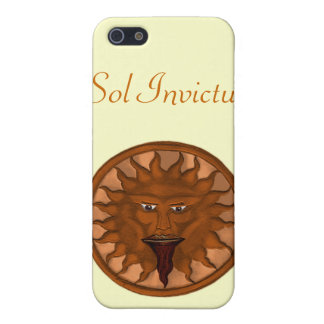 The Sun God (Ra) (Bronze) Case For iPhone 5/5S
