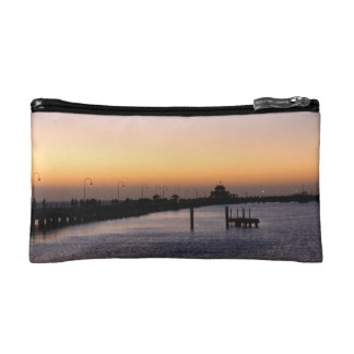 The Sun Goes Up And Comes Down Makeup Bags