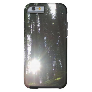 The sun in the forest tough iPhone 6 case