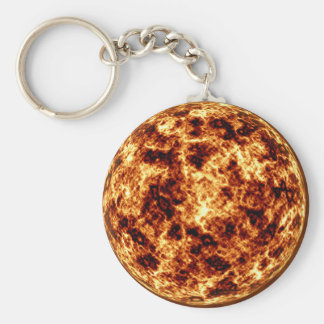 The Sun Keychain