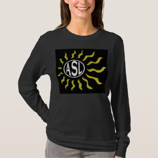 The Sun of ASL T-Shirt