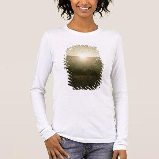 The Sun (Rising Sun) 1904 (oil on canvas) Long Sleeve T-Shirt