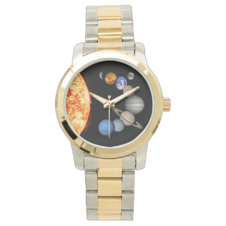 The Sun & The Planets Watch