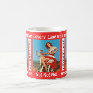 The Sunny Smile of Lovers' Lane Coffee Mug