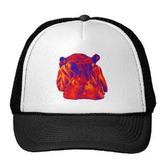 THE SUNRISE HIPPO TRUCKER HAT