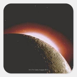 The Sun's Corona Sticker