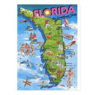 The Sunshine State Postcard