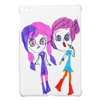 The super girlfriend iPad mini case