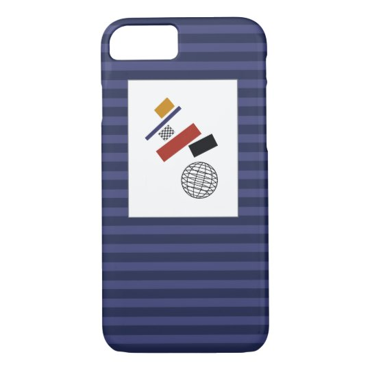 The Super Globe, After Malevich iPhone 8/7 Case
