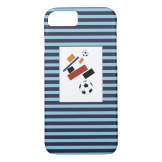 The Super Soccer Ball, After Malevich iPhone 8/7 Case