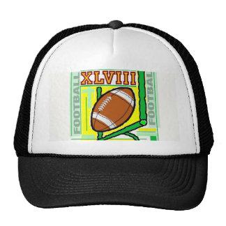 The super sport,... football. cap