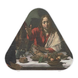 The Supper at Emmaus, 1601 (oil and tempera)