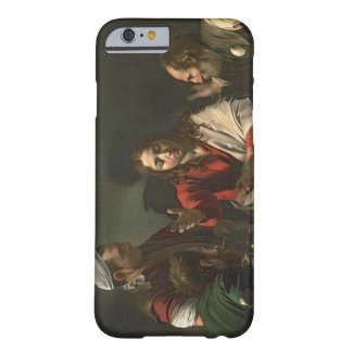 The Supper at Emmaus, 1601 (oil and tempera) Barely There iPhone 6 Case