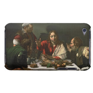 The Supper at Emmaus, 1601 (oil and tempera) Case-Mate iPod Touch Case