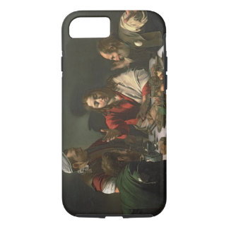 The Supper at Emmaus, 1601 (oil and tempera) iPhone 8/7 Case