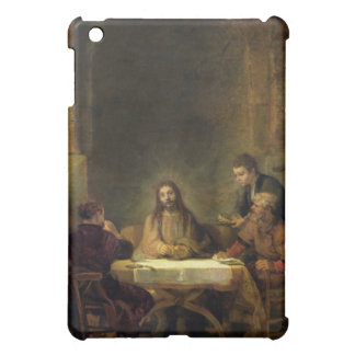 The Supper at Emmaus, 1648 (oil on panel) iPad Mini Case