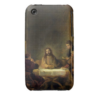 The Supper at Emmaus, 1648 (oil on panel) iPhone 3 Cover