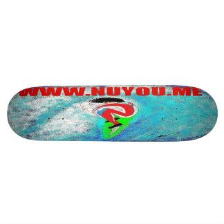 *the SURF SKATE** Skate Deck