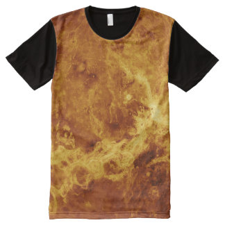 The Surface of Venus All-Over Print T-Shirt