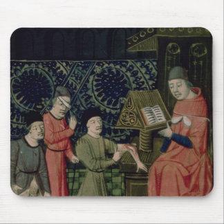 The Surgeon's Clinic, by Guy de Chauliac Mouse Pad
