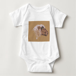 The Surly Sheep Baby Bodysuit