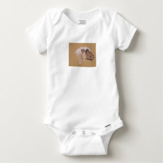 The Surly Sheep Baby Onesie