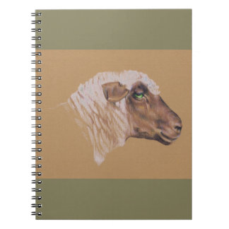 The Surly Sheep Note Book