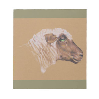 The Surly Sheep Notepad