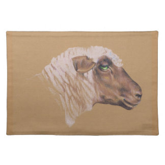 The Surly Sheep Placemat