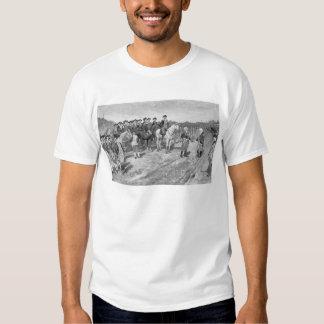 The Surrender of Cornwallis at Yorktown T Shirt