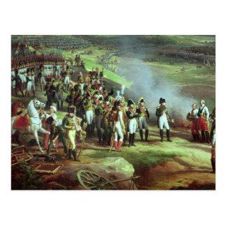 The Surrender of Ulm,  detail of Napoleon, 1815 Postcard