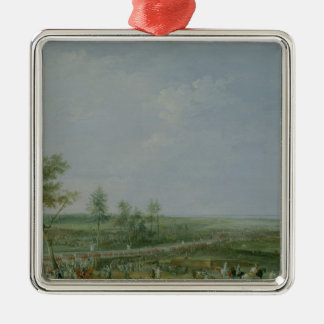 The Surrender of Yorktown Christmas Ornament