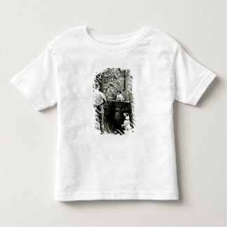 The Survival of the Fittest Toddler T-Shirt