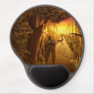 The Survivors Book II: Autumn Gel Mousepad