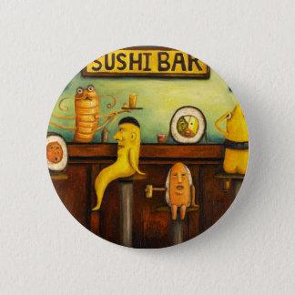 The Sushi Bar 6 Cm Round Badge