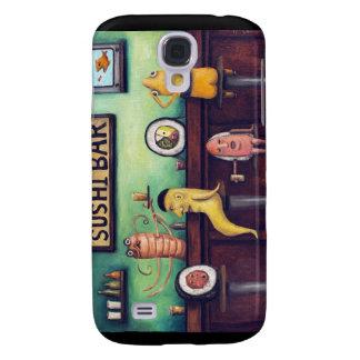 The Sushi Bar Galaxy S4 Case