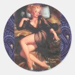 The Suzette sticker