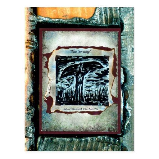 The Swamp Postcard