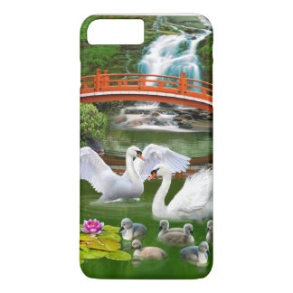 THE SWAN FAMILY iPhone 7 PLUS CASE