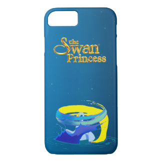 The Swan Princess - Transformation iPhone case