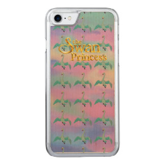 The Swan Princess Wooden iPhone case