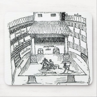 The Swan Theatre, Southwark Mouse Mat