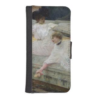 The Swans, 1900 iPhone SE/5/5s Wallet Case