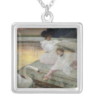 The Swans, 1900 Custom Jewelry
