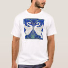 The Swans by Walter Crane T-Shirt
